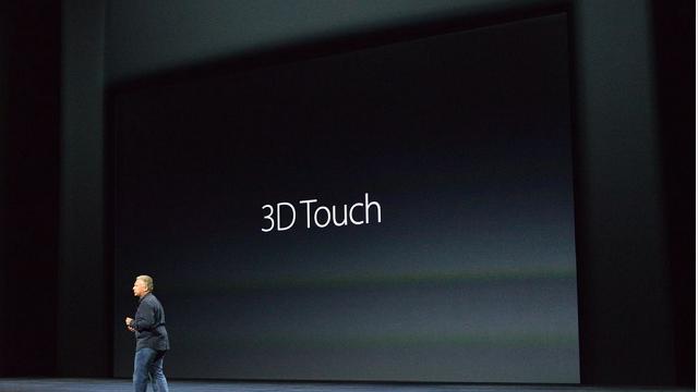 Teknolojice-Apple3dTouch