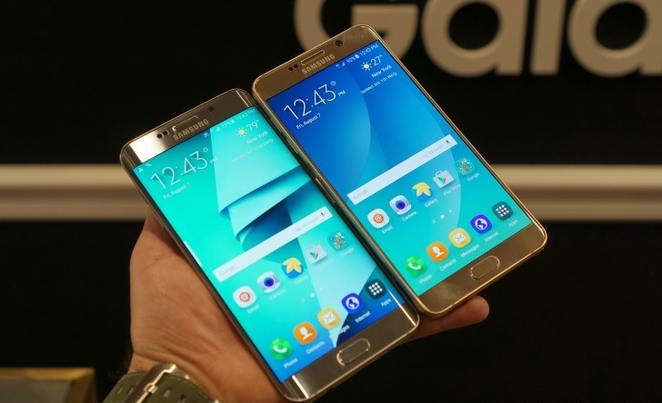 Teknolojice-Samsun Galaxy Note 5