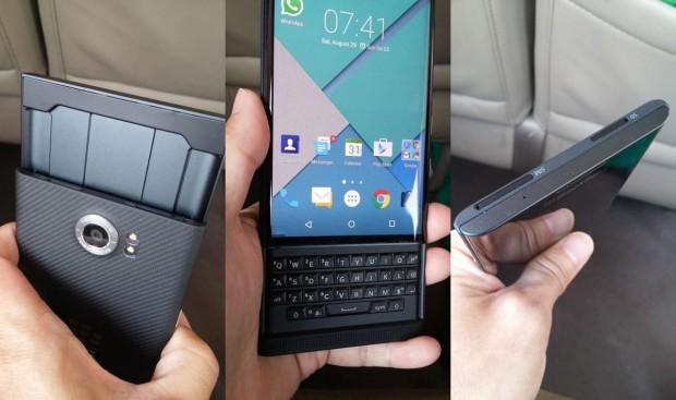 BlackBerry Priv işlemci