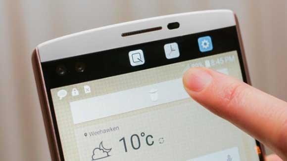 LG G5 ekran