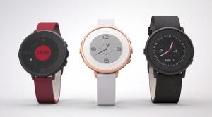 En ince Tasarıma Sahip Akıllı Saat; Pebble