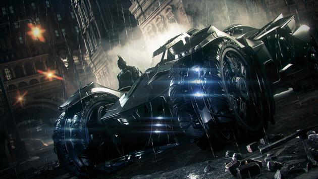 Teknolojice - Batman Arkham Knight