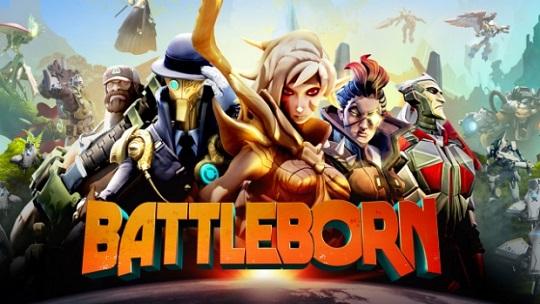 Teknolojice - Battleborn Kapalı Beta