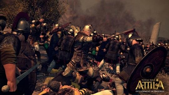 Total War: Attila Türkçe Yama - Teknolojice