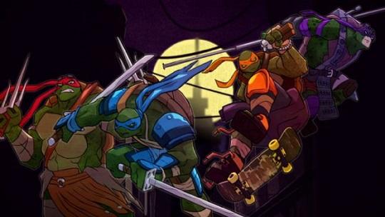 Teknolojice - Platinum Games Ninja Kaplumbağalar