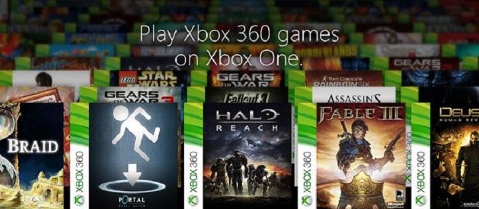 Teknolojice - Xbox 360 Oyunları Xbox One'a Geliyor