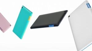 Lenovo Tab3 Serisi Tabletlerini Tanıttı