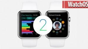 WatchOS 2 güncellemesinde neler var
