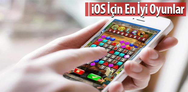 iOS İçin En İyi Oyunlar
