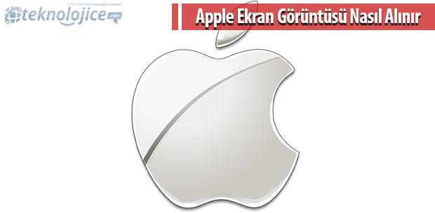 Apple Ekran Görüntüsü
