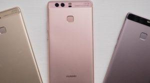 Huawei De 2K Ekrana Yöneldi !