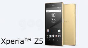 Sony Xperia Z5 / Z5 Premium Almak için Sebepler