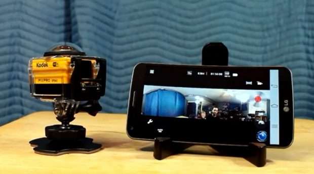 Teknolojice-Kodak PixPro SP360