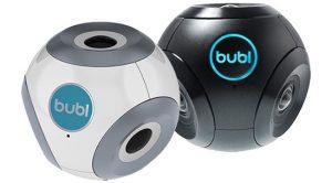 Bir Kickstarter Projesi Bublcam Kamera
