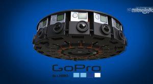 GoPro, Odyssey Kamerasıyla Sanal Gerçekliğe Yeni Bir Soluk Getirdi