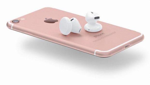 Teknolojice-iPhone 7 kulaklık