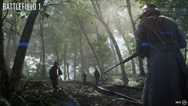 Teknolojice - Battlefield 1 Yeni Ekran Görüntüleri 2