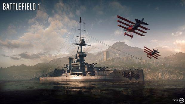 Teknolojice - Battlefield 1 Yeni Ekran Görüntüleri 3