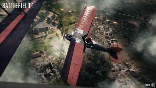 Teknolojice - Battlefield 1 Yeni Ekran Görüntüleri