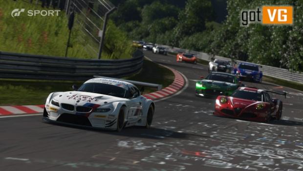 Gran Turismo Sport'un Beta Heyecanı Başladı
