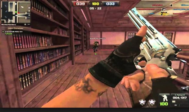 İkincil Silah oyun modu