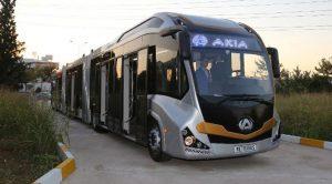 İlk Yerli Metrobüs Heyecan Yarattı !