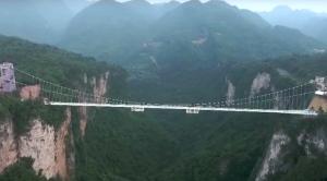 Dünyanın En Uzun Köprüsü Açıldı !