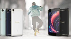 HTC, Desire 10 Pro ve Desire 10 Lifestyle Akıllı Telefonlar Tanıtıldı!