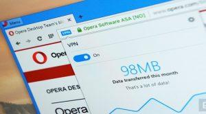 Opera Vpn Masaüstünde Nasıl Kullanılır