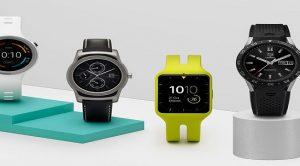 Google İki Yeni Akıllı Saat İle Geliyor!