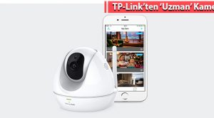 TP-Link'ten 'Uzman' Kamera
