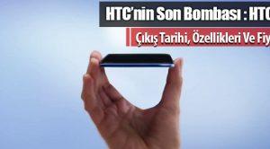 HTC U Çıkış Tarihi, Özellikleri Ve Fiyatı
