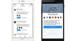 Facebook Gruplar Uygulamasını Kaldırıyor!