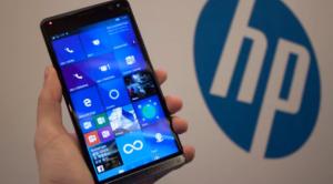 HP, Windows Phone Telefon Üretimini Durdurdu!