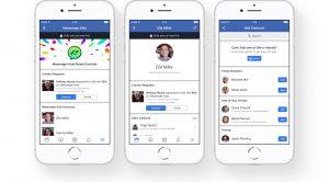 Çocuklar İçin Facebook Messenger Çıktı!