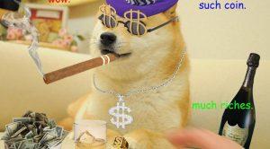 Parodi Olsun Diye Üretilen Dogecoin'in Piyasa Değeri 1 Milyar Doları Geçti